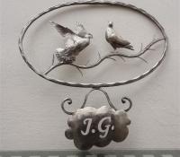 Fantázia címer készítés - galambos