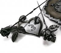 Kovácsoltvas Rózsa, Valentin napi ajándék – ajándékötlet