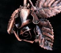 Kovácsoltvas Rózsa, Valentin napi ajándék